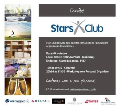 Workshop Organização Pessoal e Ambientes