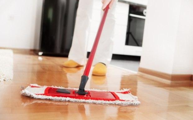 18 regras para reduzir o acúmulo de sujeira dentro de casa