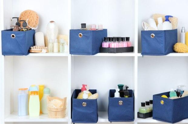 Como organizar o banheiro do casal
