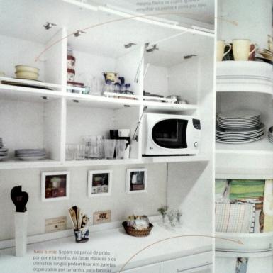 Uma cozinha que funciona